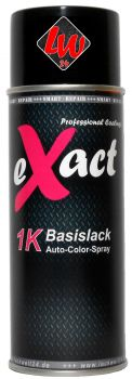eXact Autolack-Spray Mercedes (115) Neutralgrau met.