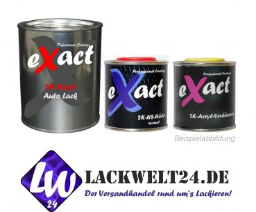 2K Auto Lackset, DAF (1001) Colorado Red, Menge nach Auswahl