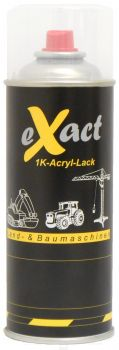 eXact 1K-Acryl Spray Landmaschinen (1222) Kramer Gelb, 400ml