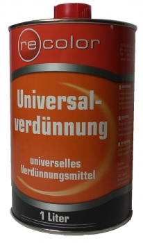 Universal-Verdünnung, reColor, 1 Liter Dose